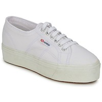 Chaussures Femme Baskets basses Superga 2790 LINEA UP AND Blanc