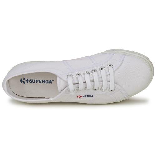 Superga 2790 LINEA UP AND Blanc