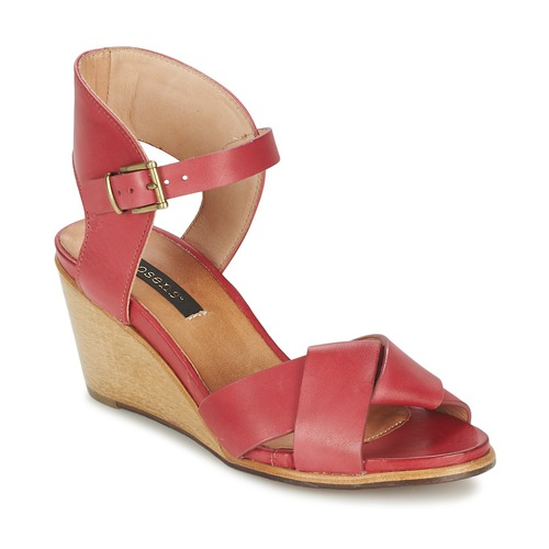 Chaussures Femme Sandales et Nu-pieds Neosens NOAH Rouge