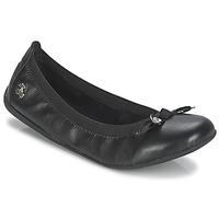 Chaussures Femme Ballerines / babies Le Temps des Cerises LILOU Noir