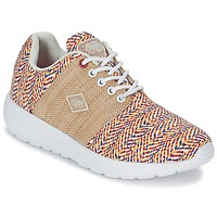 Chaussures Air max tnFemme Baskets basses Le Temps des Cerises FLY Mulitcolore
