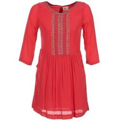 Vêtements Femme Robes courtes Stella Forest ARO060 Corail