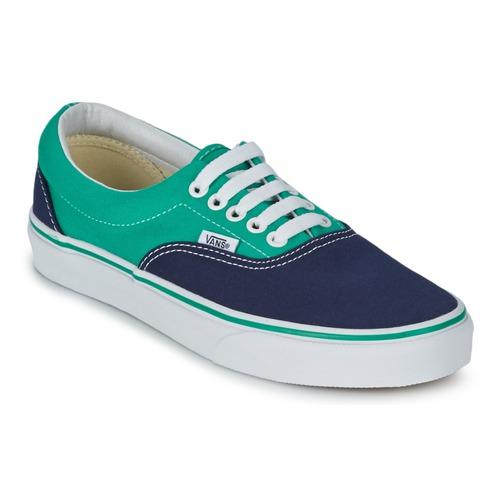 Chaussures Baskets basses Vans ERA Bleu / Vert