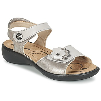 Chaussures Femme Sandales et Nu-pieds Romika IBIZA 67 Argent