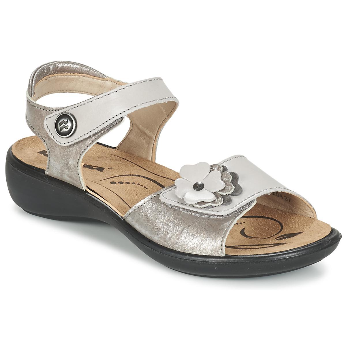 romika ibiza 67 argent chaussure pas cher avec chaussures sandale femme 78 99. Black Bedroom Furniture Sets. Home Design Ideas