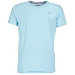 Vêtements Homme T-shirts manches courtes Serge Blanco 3 POLOS DOS Bleu Ciel