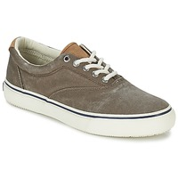 Chaussures Homme Baskets basses Sperry Top-Sider STRIPER LL CVO Chocolat