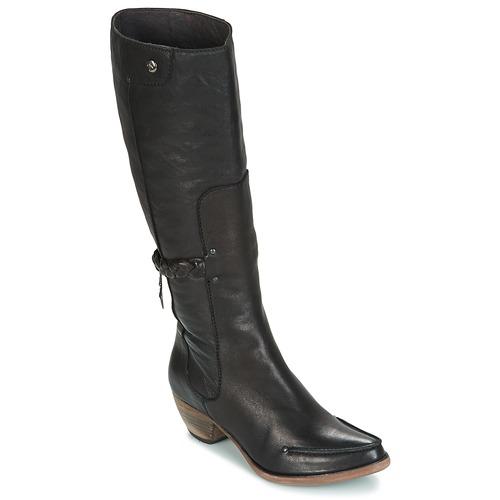 Chaussures Femme Bottes ville Mosquitos KILLER noir