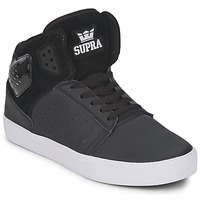 Chaussures Homme Baskets montantes Supra ATOM Noir / Blanc