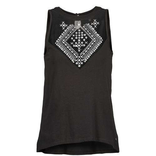 Vêtements Femme Débardeurs / T-shirts sans manche Element ROSANA Noir