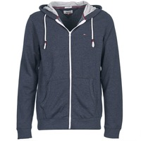 Vêtements Homme Sweats Tommy Jeans ORIGINAL ZIPTHRU Marine