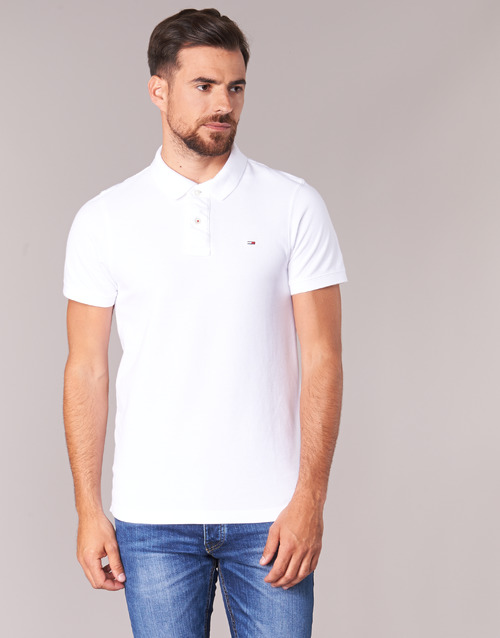 Jeans Flag Polo Tommy Original Blanc QdxBhrCsto