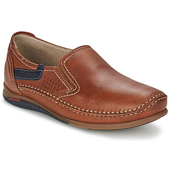 Chaussures Homme Slips on Fluchos CATAMARAN Marron