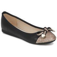 Chaussures Air max tnFemme Ballerines / babies Moony Mood EDAK Noir