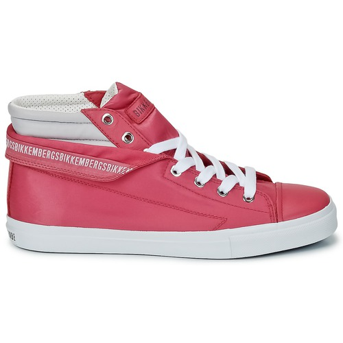 Bikkembergs PLUS 647 Pink / Grey