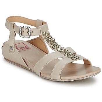 Chaussures Air max tnFemme Sandales et Nu-pieds Un Matin d'Ete BOSQUET NATUREL