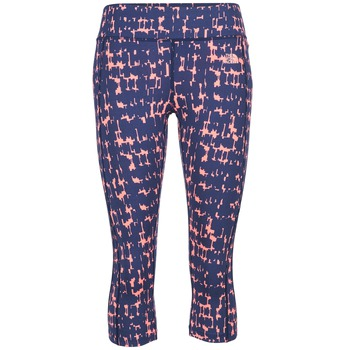 Vêtements Femme Leggings The North Face PULSE CAPRI TIGHT Marine / Rose