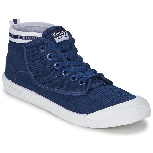 Chaussures Homme Baskets montantes Volley HIGH LEAP Navy / Blanc