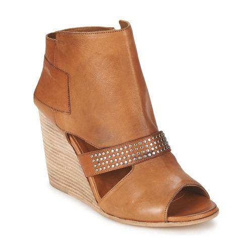 Chaussures Femme Bottines OXS SPORT-320 Marron