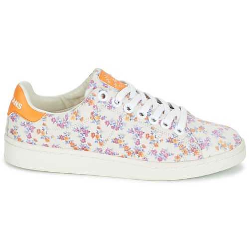 Pepe jeans CLUB FLOWERS Blanc