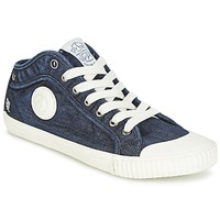 Chaussures Homme Baskets basses Pepe jeans INDUSTRY DENIM Denim