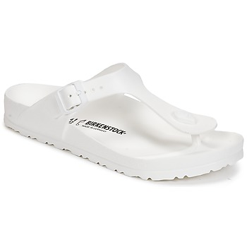 Chaussures Air max tnFemme Tongs Birkenstock GIZEH EVA Blanc