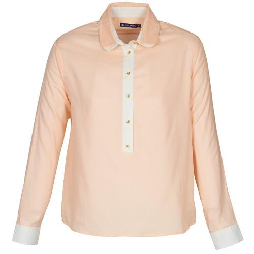 Vêtements Femme Chemises / Chemisiers Petit Bateau FILAO Rose