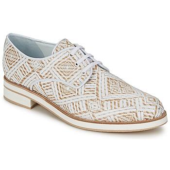 Chaussures Air max tnFemme Derbies Stéphane Kelian HUNA 7 Blanc