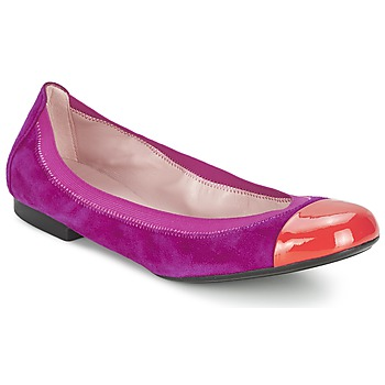 Chaussures Femme Ballerines / babies Pretty Ballerinas HONEY Violet