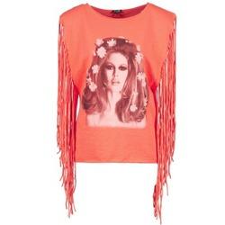 Vêtements Femme Débardeurs / T-shirts sans manche Brigitte Bardot BB44075 Corail