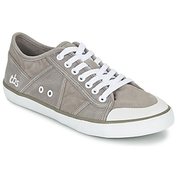 Chaussures Femme Baskets basses TBS VIOLAY Ciment