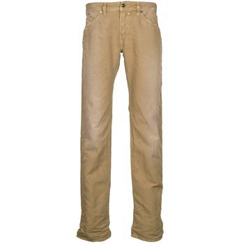 Vêtements Homme Jeans droit Diesel SAFADO Beige