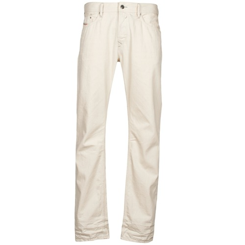 Vêtements Homme Jeans droit Diesel WAYKEE Blanc