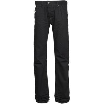 Vêtements Homme Jeans droit Diesel DARRON Noir