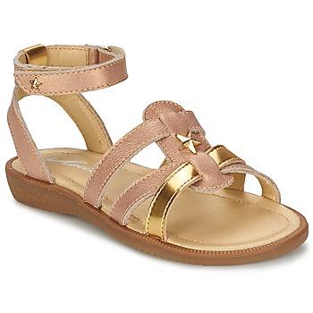 Chaussures Fille Sandales et Nu-pieds Mod'8 HOPAL Rose