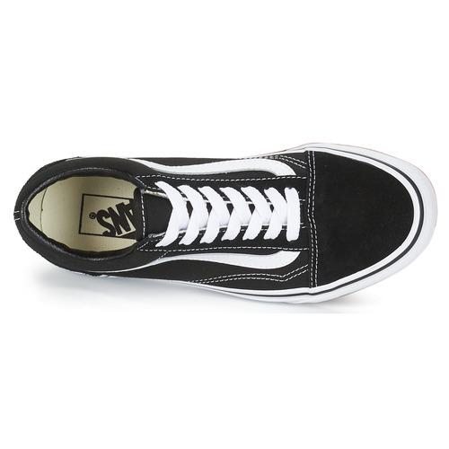 Vans OLD SKOOL Noir / Blanc