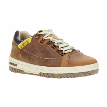 Chaussures Air max tnHomme Baskets basses Caterpillar APA Marron