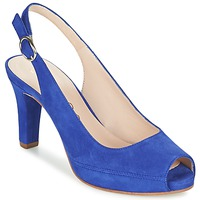 Chaussures Femme Sandales et Nu-pieds Unisa NICK Bleu
