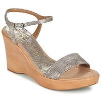 Chaussures Femme Sandales et Nu-pieds Unisa RITA Or