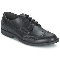 Chaussures Fille Derbies Start Rite BURFORD Noir