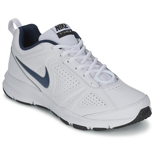 Chaussures Homme Multisport Nike T-LITE XI Blanc /Noir