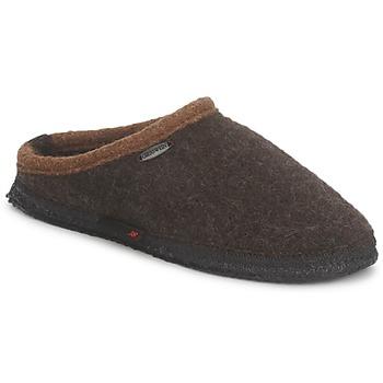 Chaussures Homme Chaussons Giesswein DANNHEIM Marron