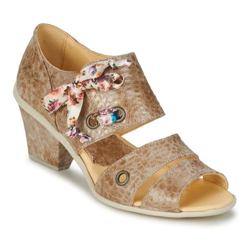 Chaussures Femme Sandales et Nu-pieds Eject LILI Beige