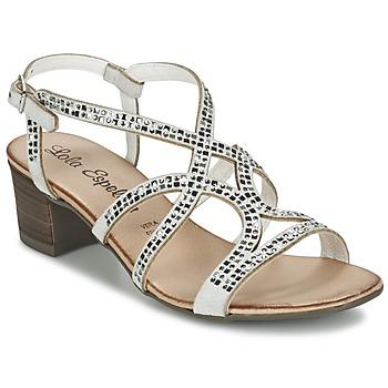 Chaussures Femme Sandales et Nu-pieds Lola Espeleta GRILLION Blanc
