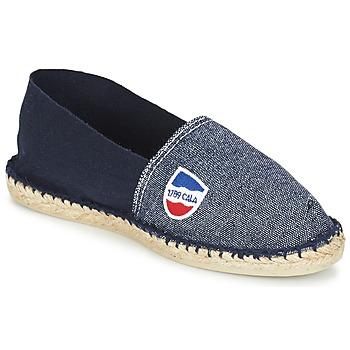 Chaussures Homme Espadrilles 1789 Cala CLASSIQUE BICOLORE Marine