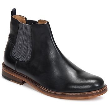Chaussures Homme Boots Ben Sherman DEON CHELSEA BOOT Noir