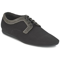 Chaussures Air max tnHomme Derbies Schmoove FIDJI CLUB Noir / Gris