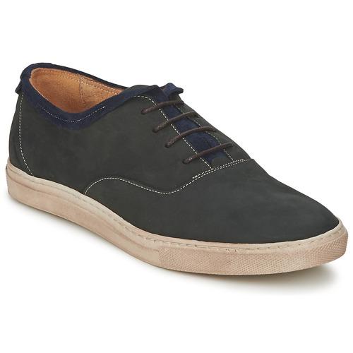 Chaussures Homme Baskets basses Schmoove ESCAPE LOW Noir / Marine
