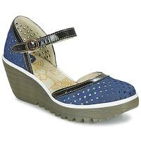 Chaussures Femme Escarpins Fly London YUDE646FLY Bleu