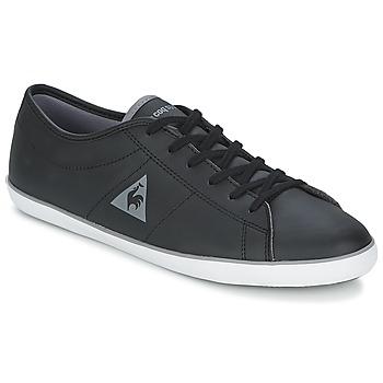 Chaussures Homme Baskets basses Le Coq Sportif SLIMSET S LEA Noir